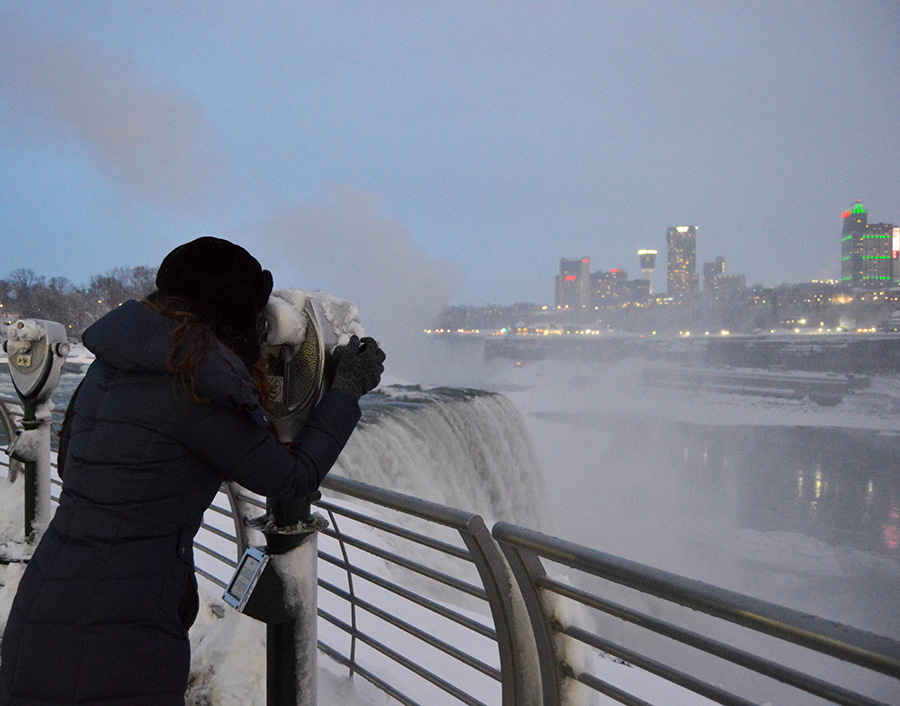 Niagara Falls: Winter Wonderland - Come Join My Journey