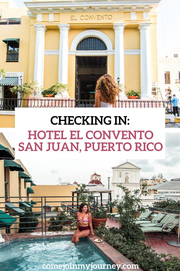 Checking In: Hotel El Convento San Juan, Puerto Rico
