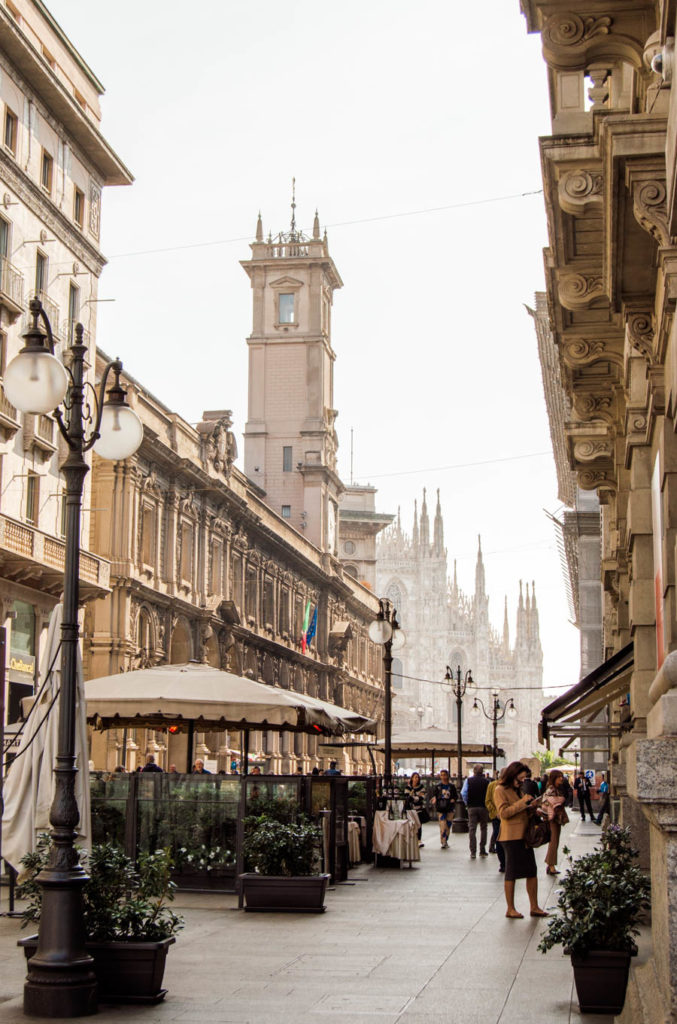 Duomo -One perfect day in Milan