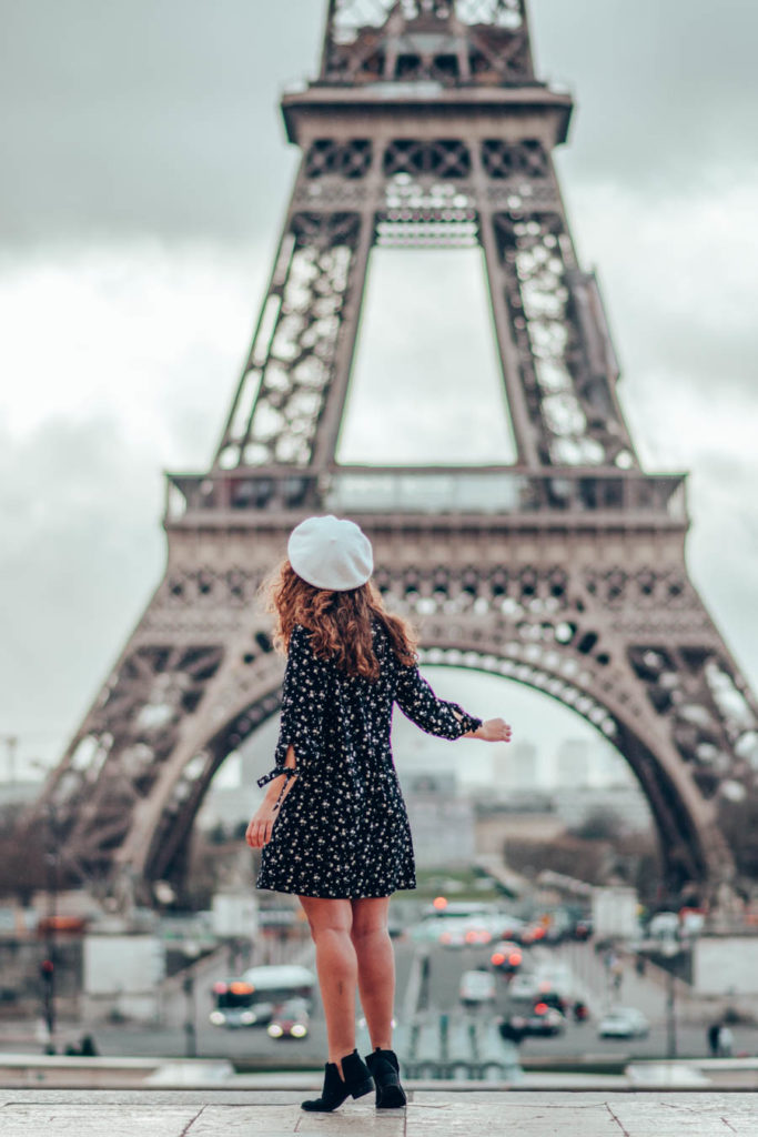 Best Spots to View and Photograph the Eiffel Tower