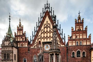 Wroclaw Old Town Hall