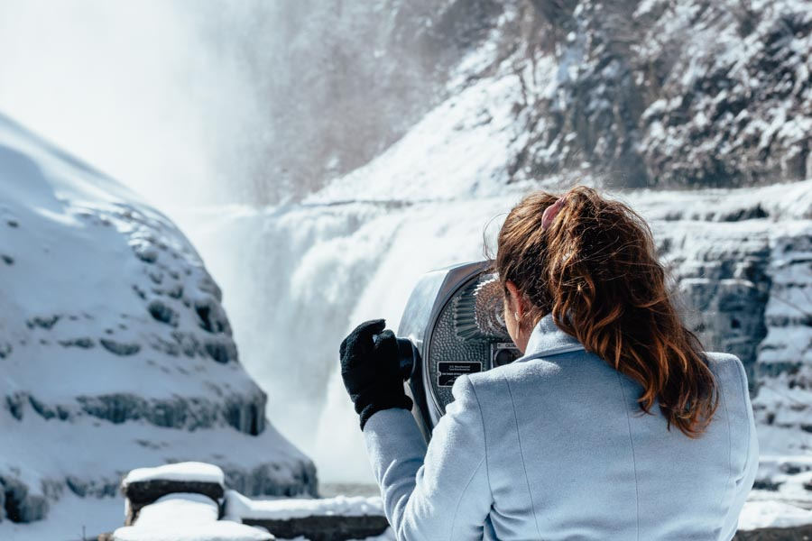 Visiting Letchworth State Park in Winter