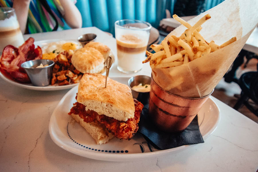 Nashville Foodie Guide - Liberty Common