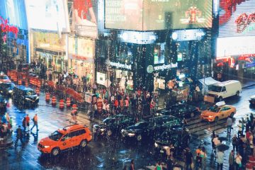 What to do in NYC when its Raining
