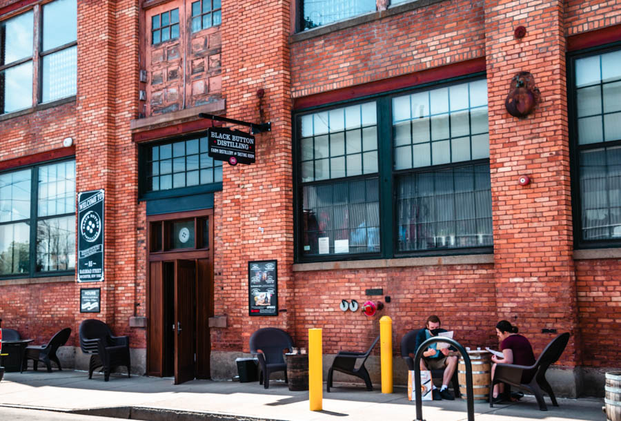 Things to do in Rochester NY -Rochester Public Market District