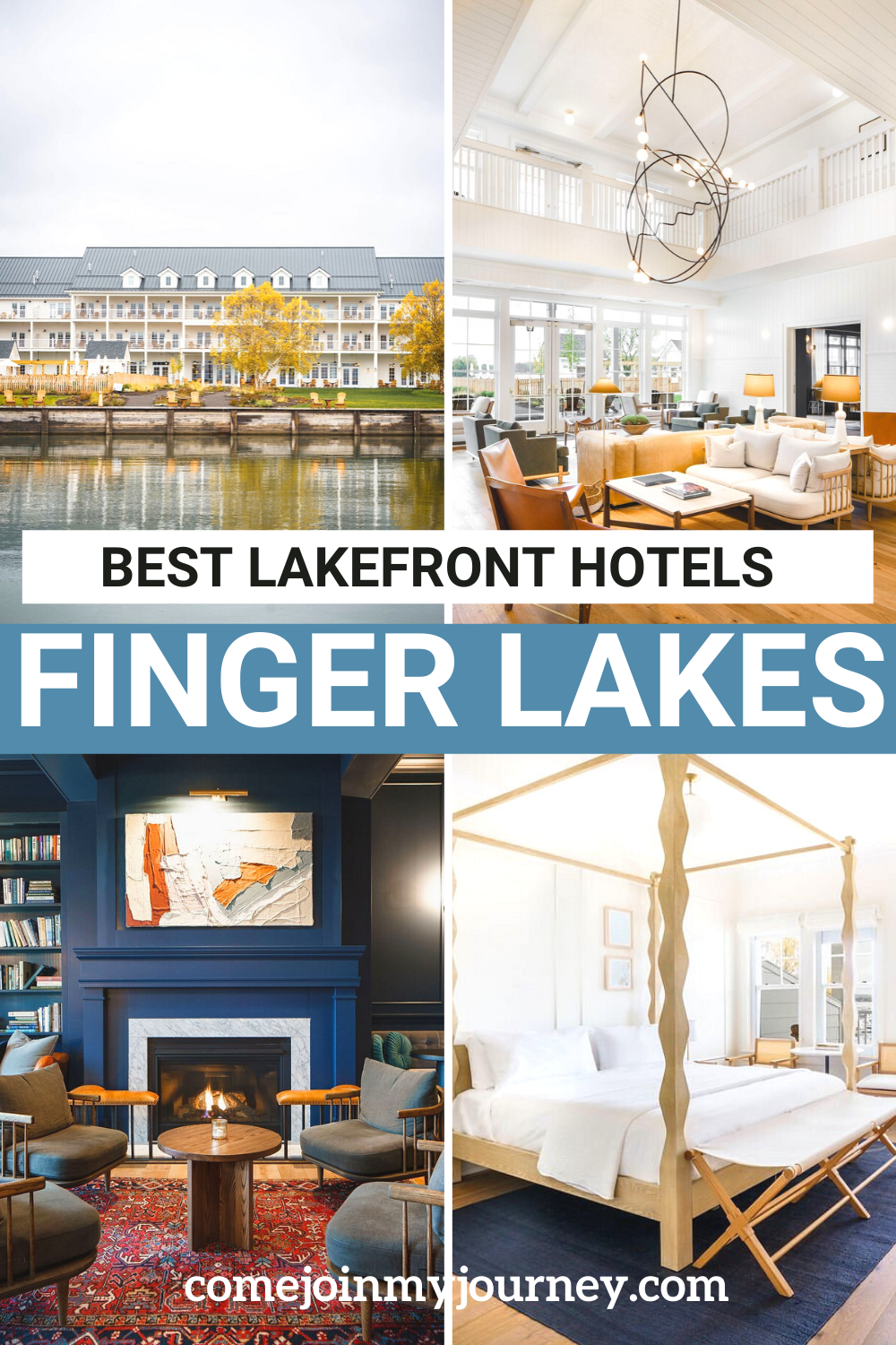 Best Lakefront Hotels in the Finger Lakes