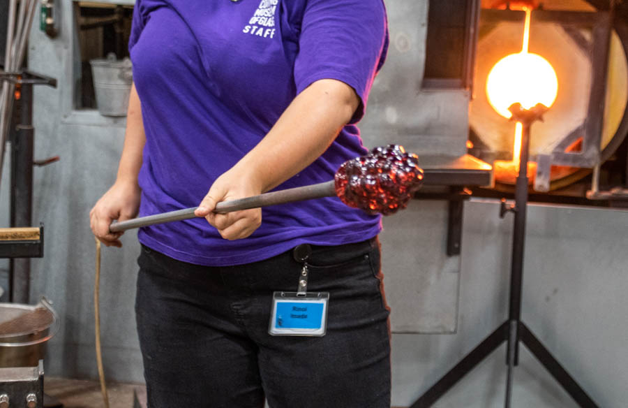 Corning Museum of Glass - Make Your Own Glass