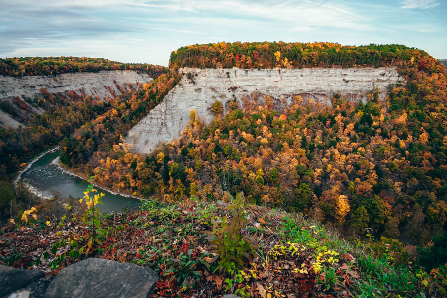 Letchworth in the Fall